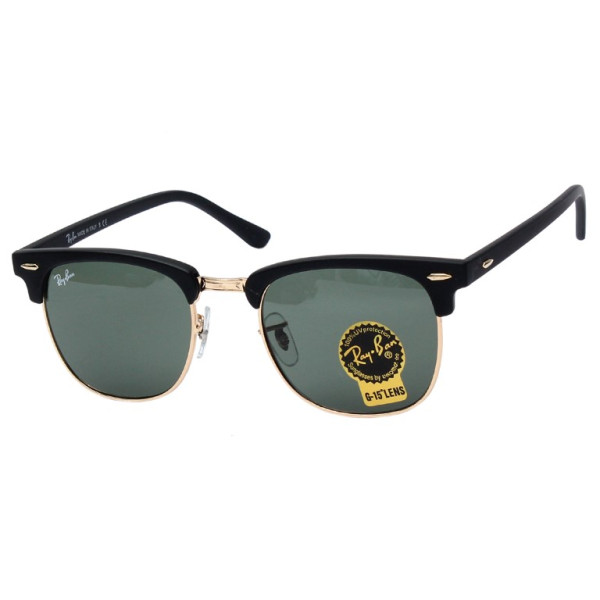 Ray Ban Clubmaster Sunglasses Cm 3016 001 Getit Pk