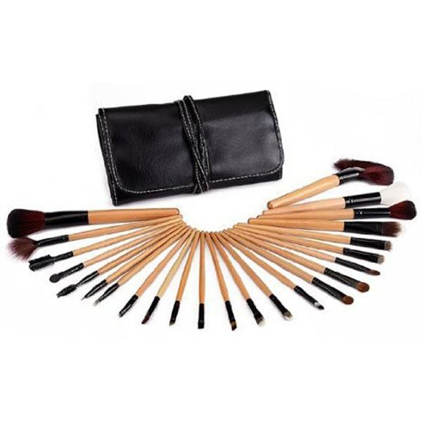 5e17883152c3 24 Piece Bobbi Brown Makeup Brush Set - GetIt.pk