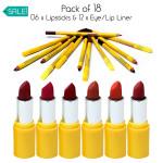 Maybelline-Pack-Of-18-lipsticks-eye-lip-liner-GIC-020-getitpk-(1)