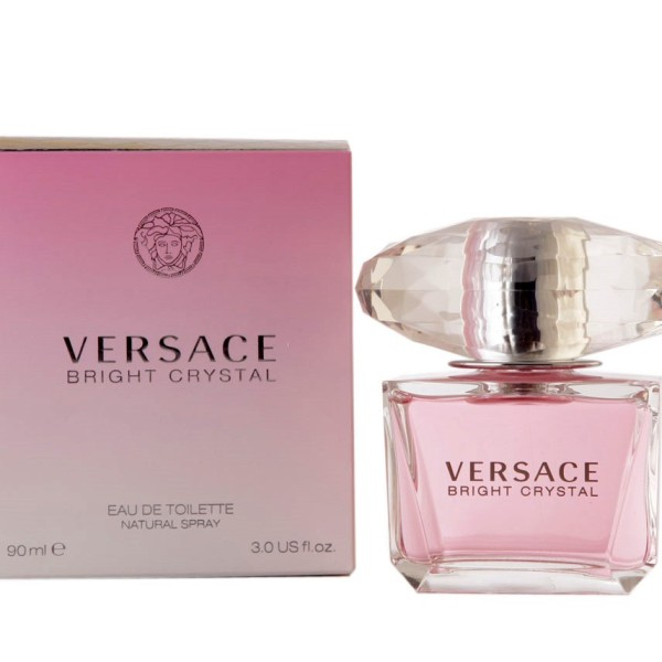 Versace Bright Crystal Perfume For Women Getit Pk