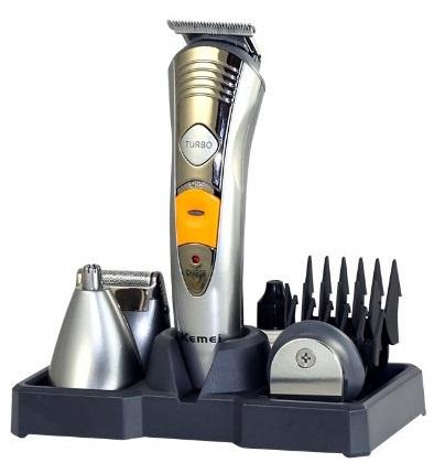 kemei-7-in-1-grooming-kit-trimmer-shaver (3)