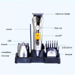 kemei-7-in-1-grooming-kit-trimmer-shaver 5(1)