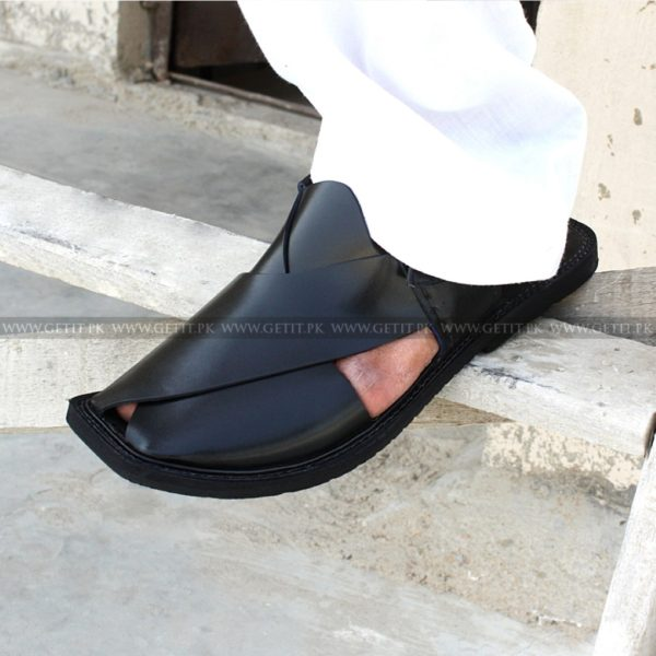CS-107-pesahwari-sandal-chappal-kheri-pure-leather-chamra-denim-hand-made-norozi-saplae-getit (3)
