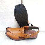 CS-108-pesahwari-sandal-chappal-kheri-pure-leather-chamra-denim-hand-made-norozi-saplae-getit (1)