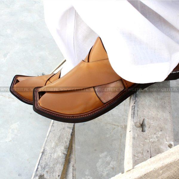 CS-108-pesahwari-sandal-chappal-kheri-pure-leather-chamra-denim-hand-made-norozi-saplae-getit (5)