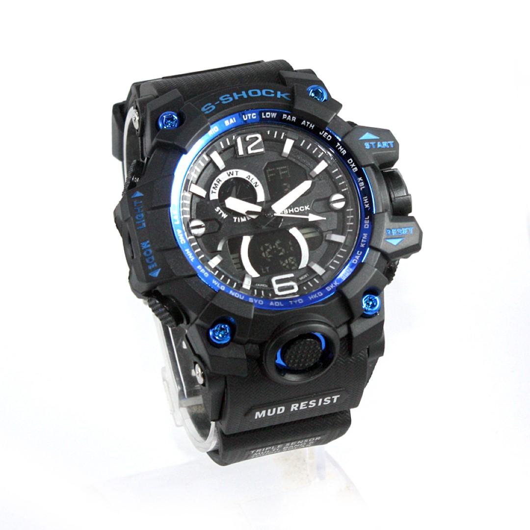 38c2ad344dd17 S-Shock Sports Watch for Men SS-002 - GetIt.pk