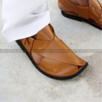 CS-112-pesahwari-sandal-chappal-kheri-pure-leather-chamra-denim-hand-made-norozi-saplae-getit (1)