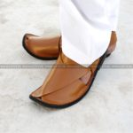 CS-112-pesahwari-sandal-chappal-kheri-pure-leather-chamra-denim-hand-made-norozi-saplae-getit (4)