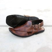 CS-113-pesahwari-sandal-chappal-kheri-pure-leather-chamra-denim-hand-made-norozi-saplae-getit (4)