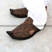 CS-116-pesahwari-sandal-chappal-kheri-pure-leather-chamra-denim-hand-made-norozi-saplae-getit (1)