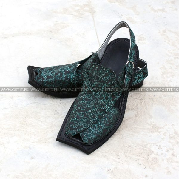 CS-118-pesahwari-sandal-chappal-kheri-pure-leather-chamra-denim-hand-made-norozi-saplae-getit (1)