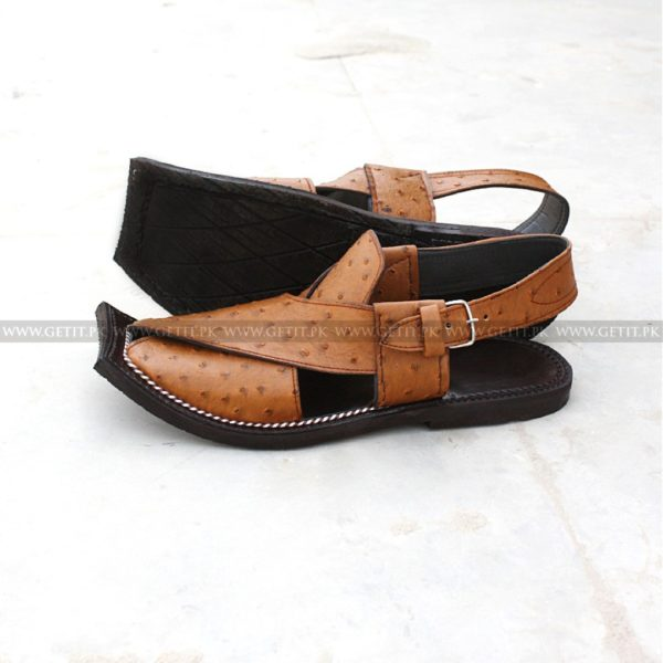 CS-119-pesahwari-sandal-chappal-kheri-pure-leather-chamra-denim-hand-made-norozi-saplae-getit (2)