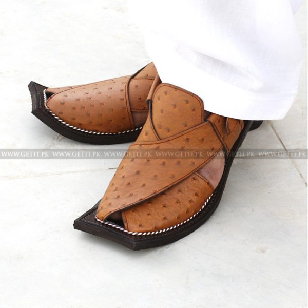 CS-119-pesahwari-sandal-chappal-kheri-pure-leather-chamra-denim-hand-made-norozi-saplae-getit (3)