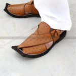 CS-119-pesahwari-sandal-chappal-kheri-pure-leather-chamra-denim-hand-made-norozi-saplae-getit (4)