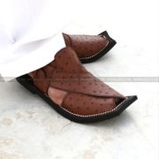CS-120-pesahwari-sandal-chappal-kheri-pure-leather-chamra-denim-hand-made-norozi-saplae-getit (1)