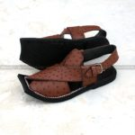 CS-120-pesahwari-sandal-chappal-kheri-pure-leather-chamra-denim-hand-made-norozi-saplae-getit (3)