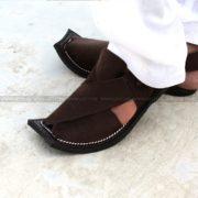 CS-121-pesahwari-sandal-chappal-kheri-pure-leather-chamra-denim-hand-made-norozi-saplae-getit (2)
