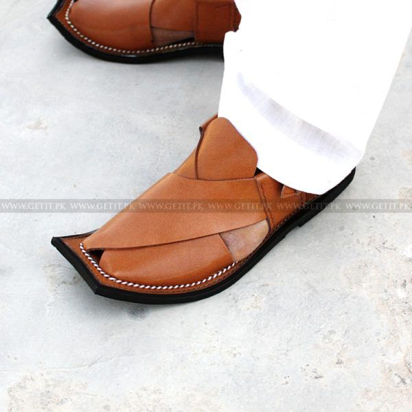 CS-122-pesahwari-sandal-chappal-kheri-pure-leather-chamra-denim-hand-made-norozi-saplae-getit (4)