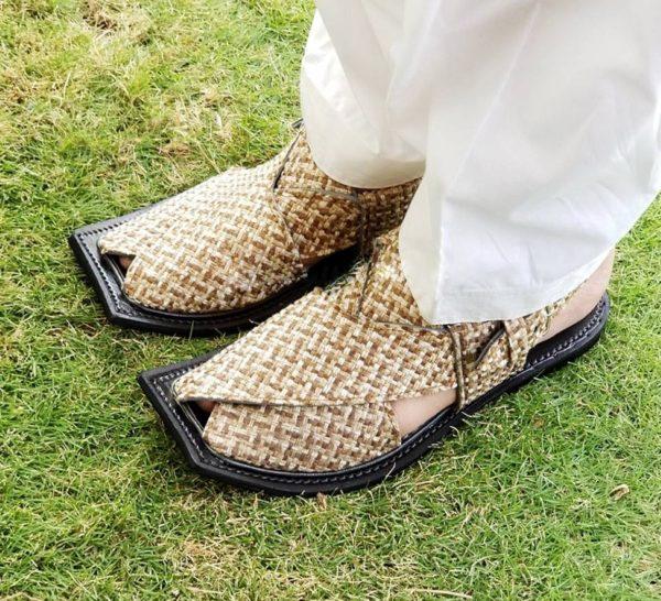 CS-130-pesahwari-sandal-chappal-kheri-pure-leather-chamra-denim-hand-made-norozi-saplae-getit (3)