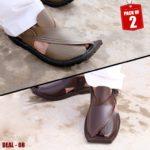 DEAL-08-peshawari-sandal-charsadda-chappal-kheri-deal-buy-1-get-1-free-pure leather-getitpk