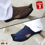 DEAL-19-peshawari-sandal-charsadda-chappal-kheri-deal-buy-1-get-1-free-pure leather-getitpk